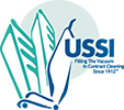 Janitorial Services USSI Logo